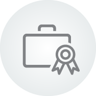 Business Certificates Icon