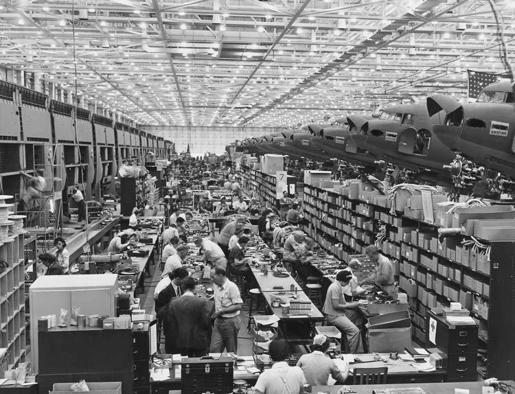 making industry aerospace