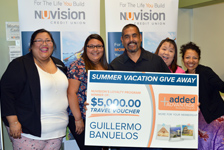 Added Advantage Vacation Winner 2018 with Branch Staff