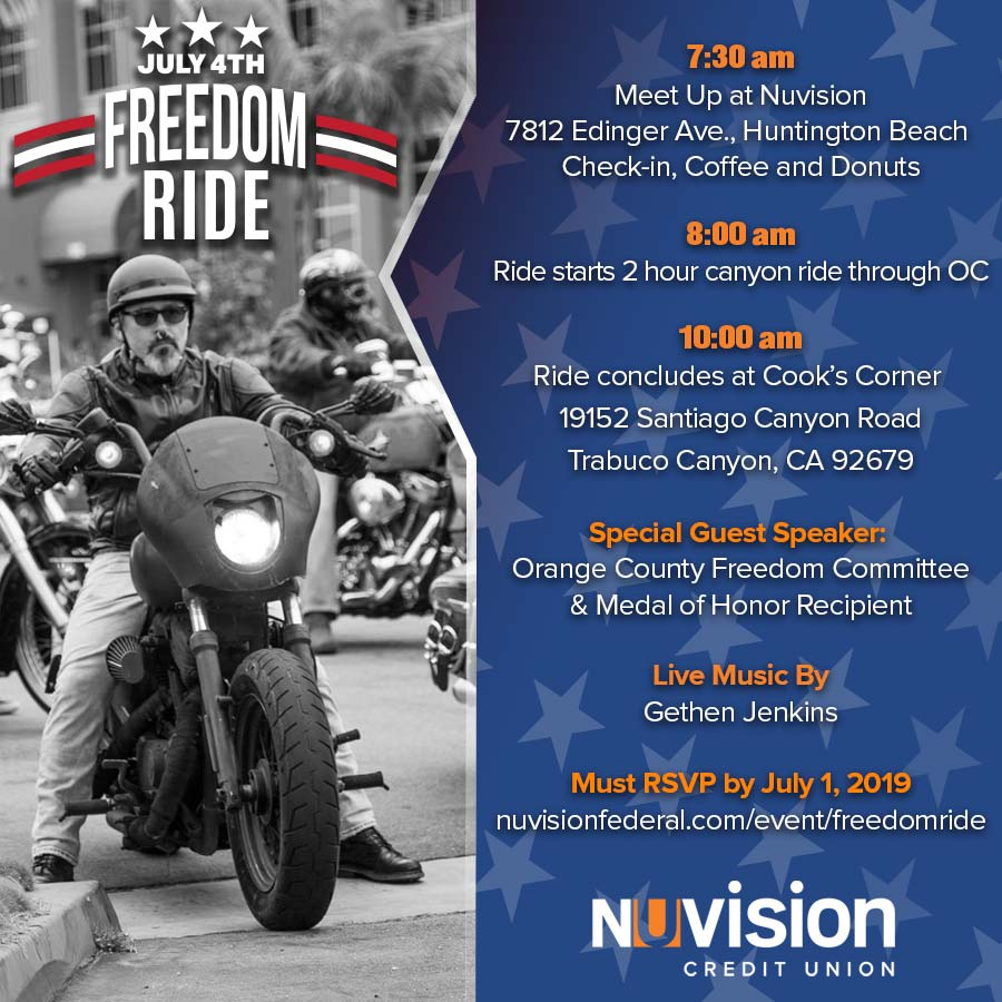 Share The Freedom Ride