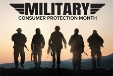 Military consumer protection