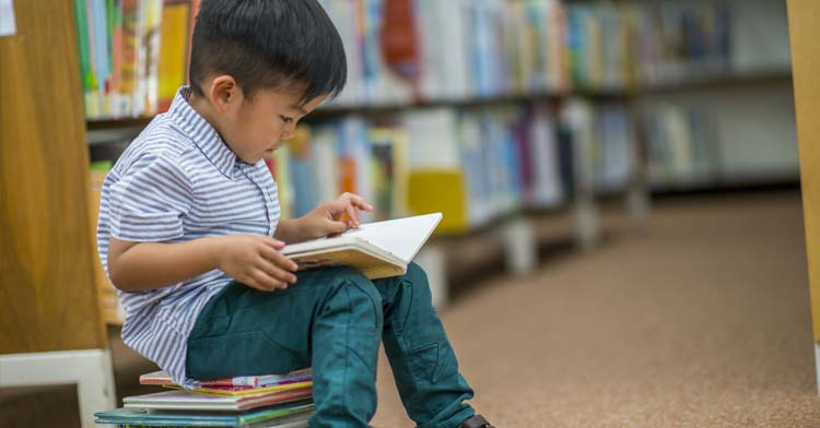 Read to succeed: The importance of getting books into the ...
