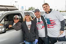 Veterans Day at Nuvision Gas Giveaway