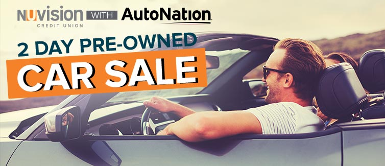 2 Day Pre-Owned Car Sale