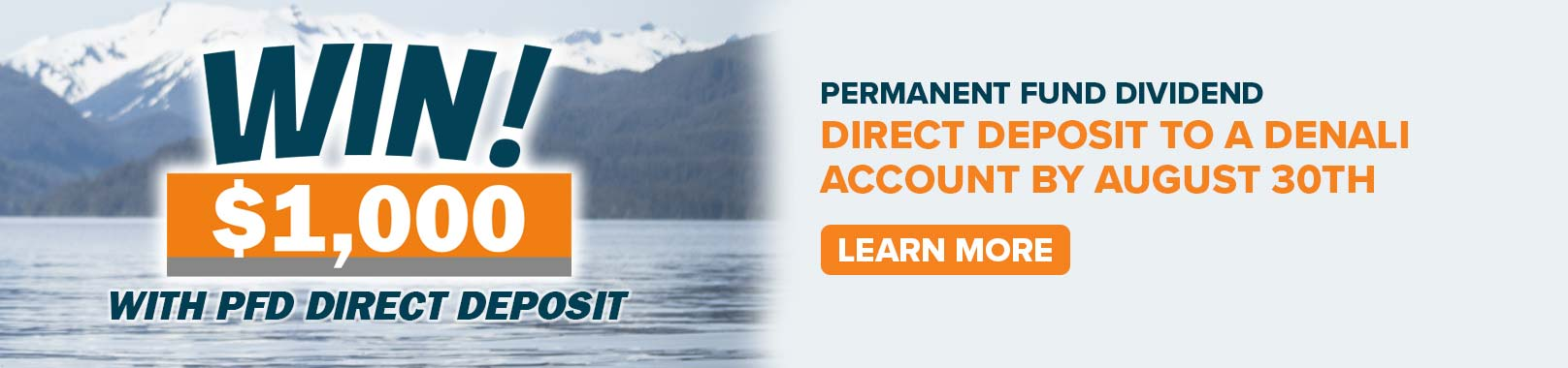PFD Deposits