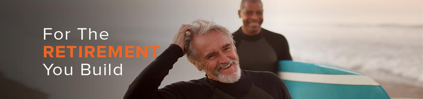 Nuvision Credit Union helps you save for active retirement