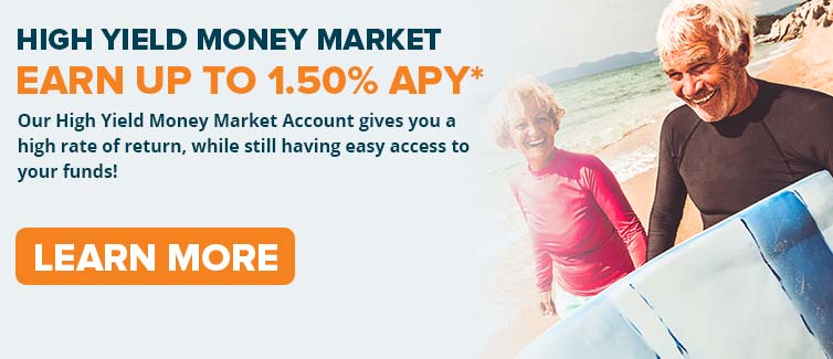 high yield account