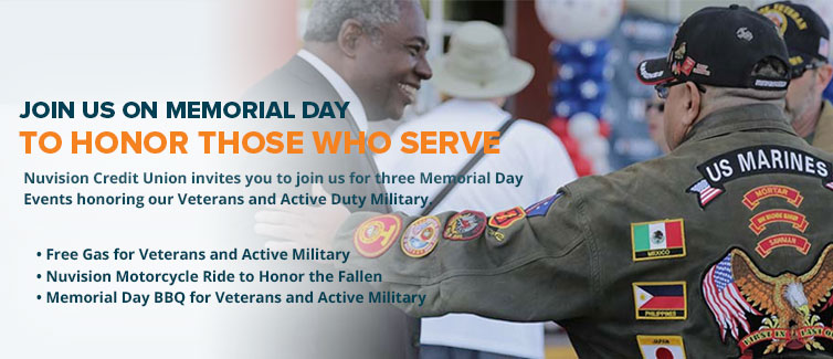 Nuvision Memorial Day event