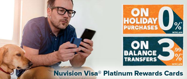 visa rewards card