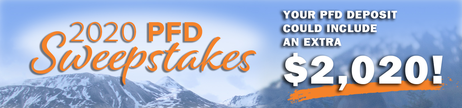 Ean an extra $2,020 in Denali's PFD Sweepstakes!