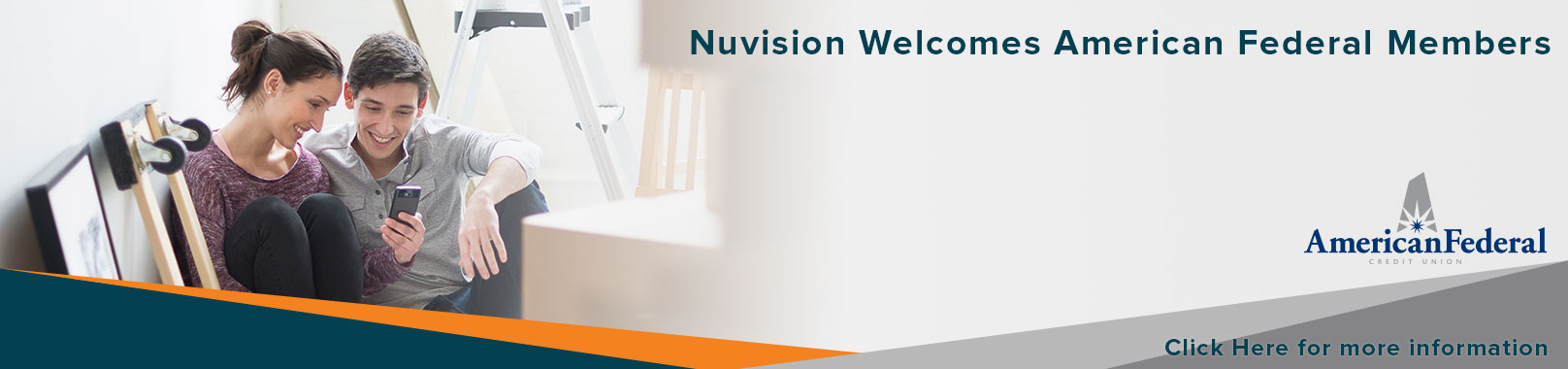 Nuvision Welcomes American Federal Members
